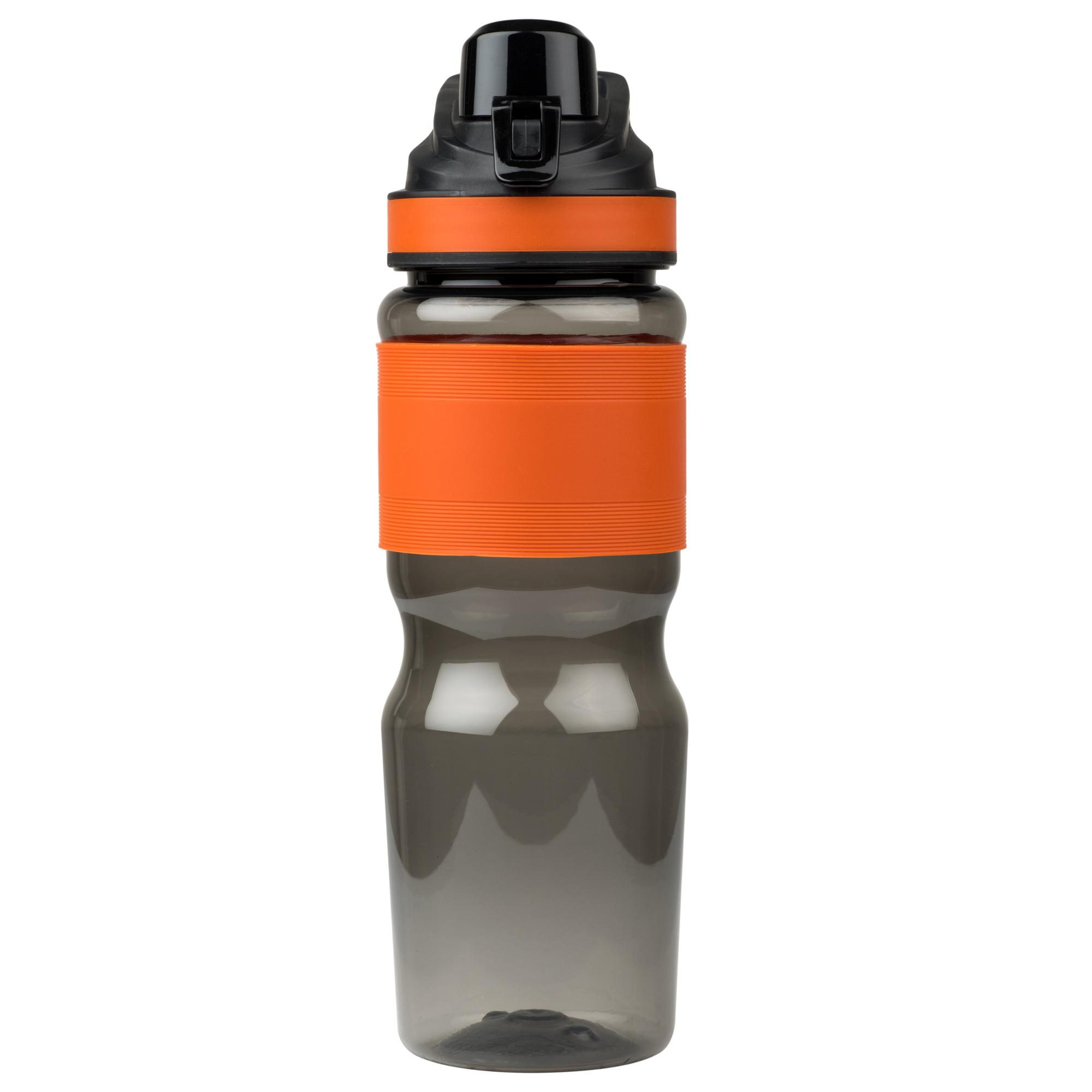 Спортивная бутылка оранжевая черное женское белье без кружева